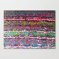 Fuzzy Sweater II Canvas Print