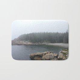 Acadia Maine Beach Bath Mat
