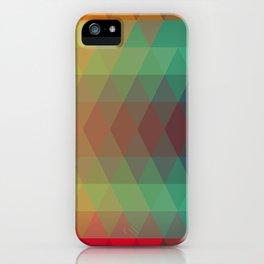 Left Lane iPhone Case