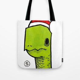 ben the turtle Tote Bag