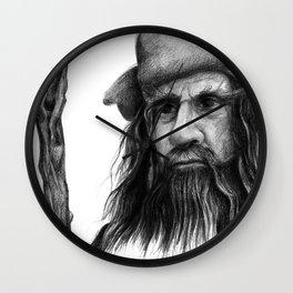Radagast The Brown Wall Clock