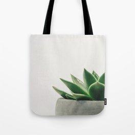 Minimal Cactus - Cacti Photography Tote Bag