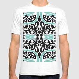 C13D Swirl Pattern T-shirt