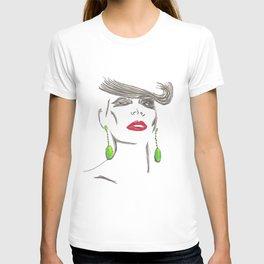 Pout&Quiff T-shirt