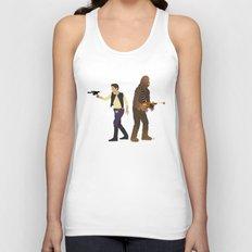 Han & Chewie Unisex Tank Top