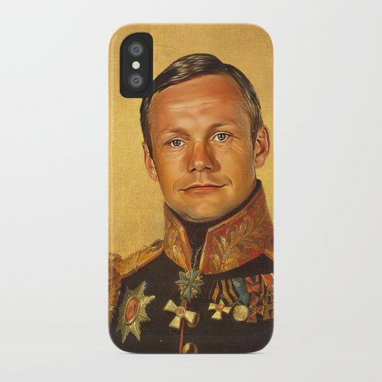 Neil Armstrong - replaceface iPhone Case