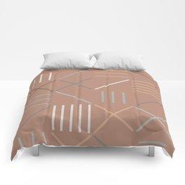 Geometric Shapes 07 Comforters