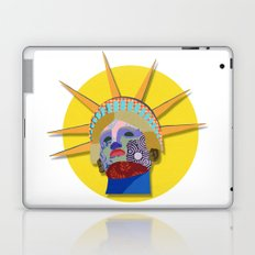 single lady Laptop & iPad Skin