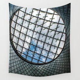 Fulton Station NYC Wall Tapestry