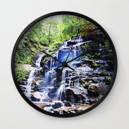 Water Fairy Wall Clock