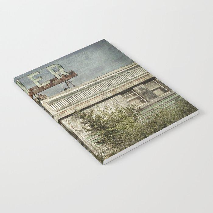 Abandoned Diner 2 Notebook