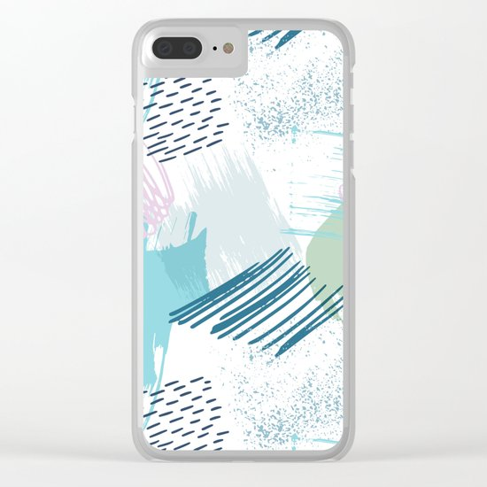 Creative Clear iPhone Case