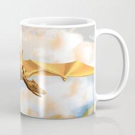 The City Of The Dragon Coffee Mug