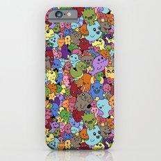 Doodle Mix 1 Slim Case iPhone 6s
