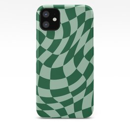 Play Checkers Sage iPhone Case