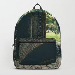 Belgrade Kalemegdan Park Watercolor Collection Backpack