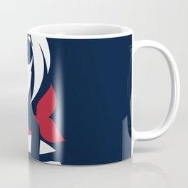 Stylized woman - french style Coffee Mug