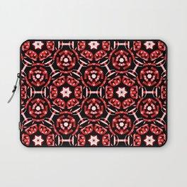Red Bandanna Pattern Laptop Sleeve