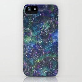 universal bubbles iPhone Case