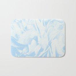 Light Blue Dream #3 #rose #floral #art #society6 Bath Mat