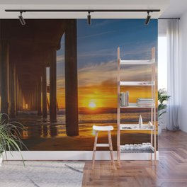 Vanishing Point Wall Mural