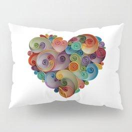 Happy Heart Pillow Sham