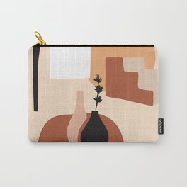 Abstract Elements 18 Carry-All Pouch