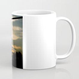 Unlit Sunset.  Coffee Mug