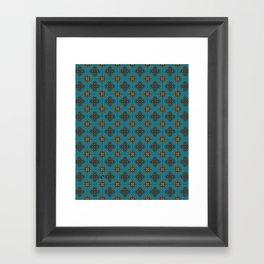Fleur 3 Framed Art Print