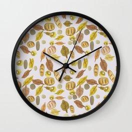 Happy Bakery Wall Clock