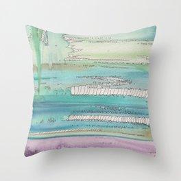 seasky II Throw Pillow