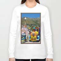 forever young Long Sleeve T-shirts featuring Forever Young by CrismanArt
