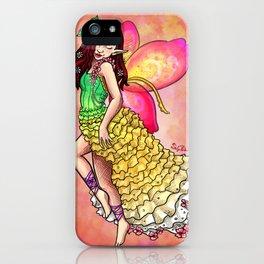 Spring Fairy iPhone Case