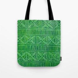 Abundance Pattern Tote Bag