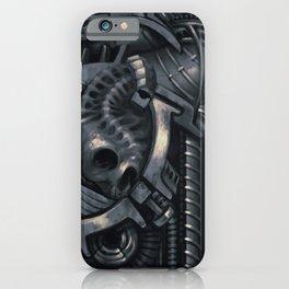 Biomechanic iPhone Case