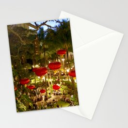 Lunar New Year in Hawaii Stationery Cards