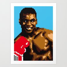 American puncher Art Print