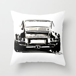 911 Series Throw Pillow