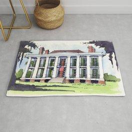 Ducros House, Thibodaux, Louisiana Rug