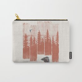 A Bear in the Wild... Carry-All Pouch