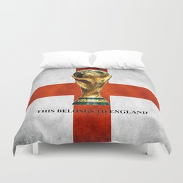 World Cup Duvet Cover