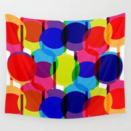 Shapes 010 Wall Tapestry