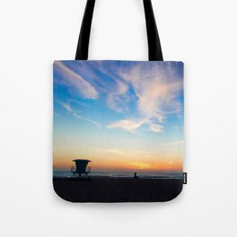 Wish They All Could Be California...Sunsets Tote Bag