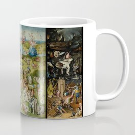 The Garden Of Earthly Delights (Extreme High Quality) Coffee Mug