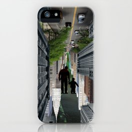 Inception Family by GEN Z iPhone Case