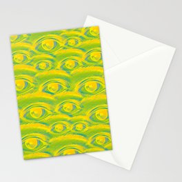 Out of Focus III Stationery Cards