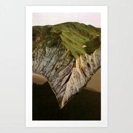 Untitled Landscape Art Print