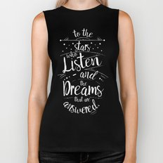 ACOMAF- To the Stars Who Listen And the Dreams that are Answered Biker Tank