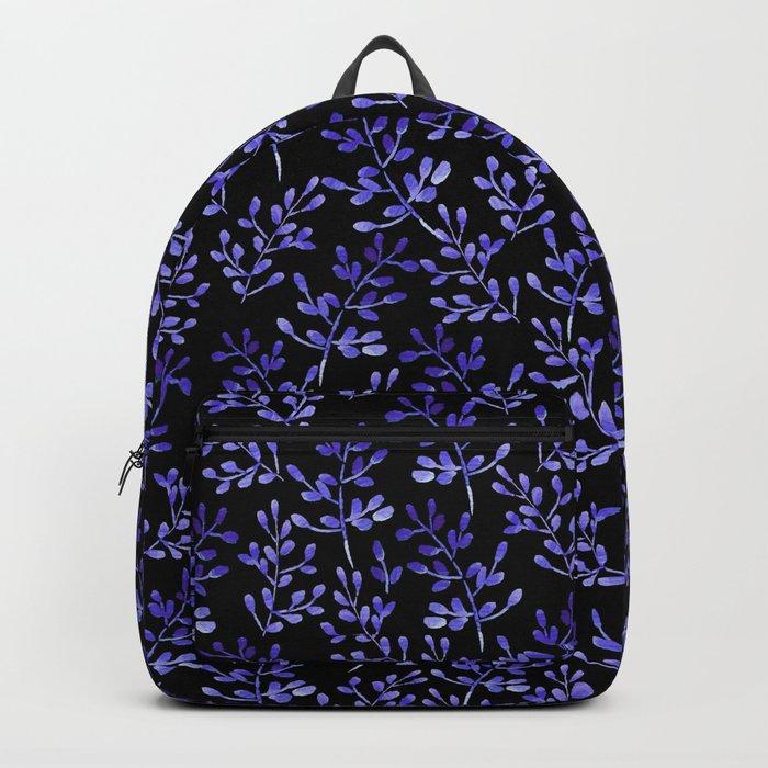 Ramitas blue & black Rucksack