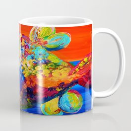 Deviously Dappled Coffee Mug